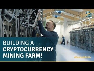 Bitcoin Mining Farm Uk