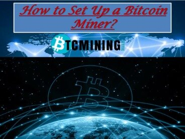 A Beginners Guide To Becoming A Crypto Miner 2020