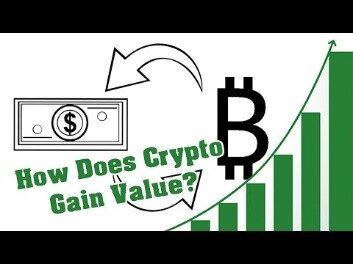 how does bitcoin have value
