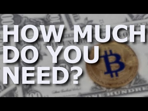 how much to buy bitcoin